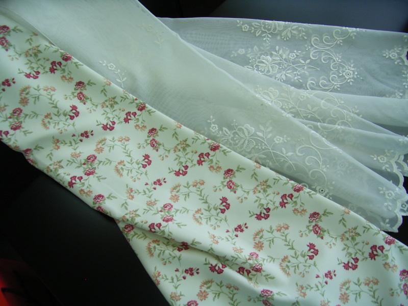 秦 美穂子 のブログ-かわいいカーテン1