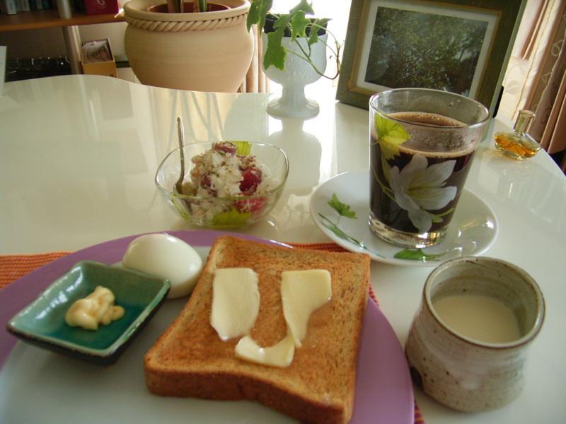 秦 美穂子 のブログ-窓vivi 朝食
