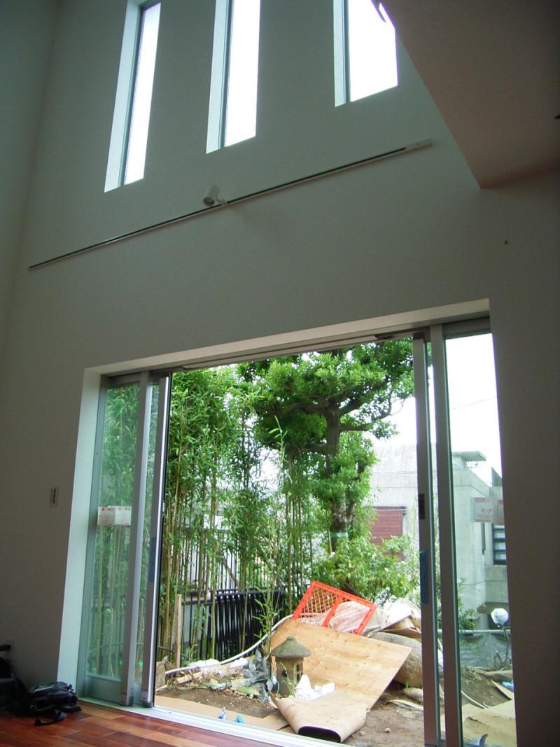 秦 美穂子 のブログ-戸建のカーテン1